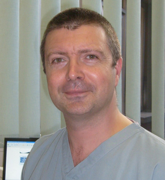 Photo of Dr Andrew Nicolaou