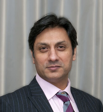 Photo of Dr Syed Babar