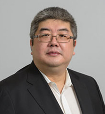 Photo of Mr Christopher Chan