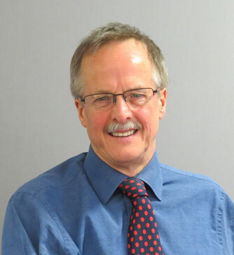 Photo of Professor David Reid