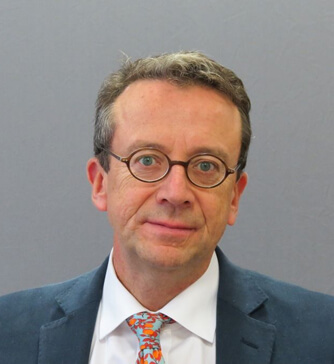Photo of Professor Gerard Conway