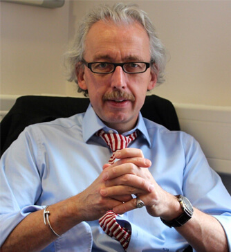 Photo of Dr Huw Beynon