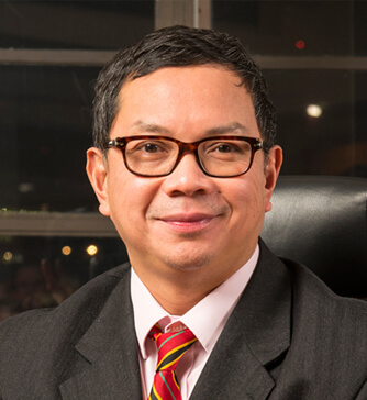 Photo of Mr Khai Lam