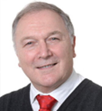 Image of Professor Mark McGurk
