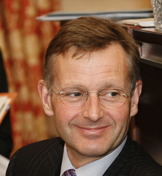 Photo of Dr Mike Michell