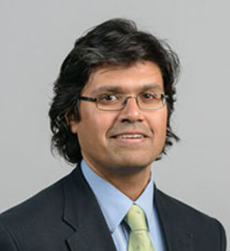 Photo of Dr Paras Dalal