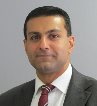 Photo of Dr Rehan Haidry