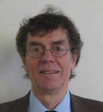 Photo of Dr Richard Greenwood