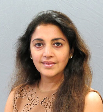 Photo of Dr Rosy Jalan