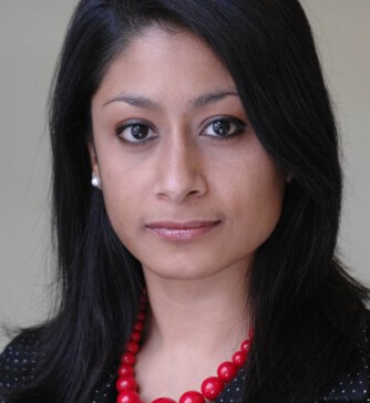 Photo of Dr Runa Ali