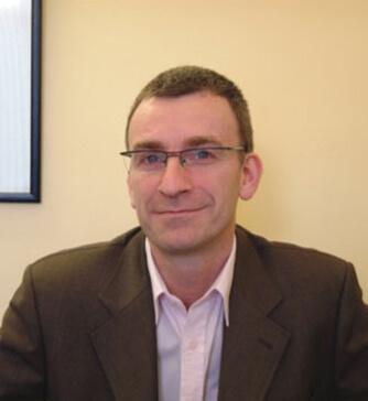 Photo of Dr Sean White
