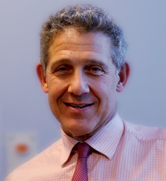 Photo of Dr Stuart Bloom