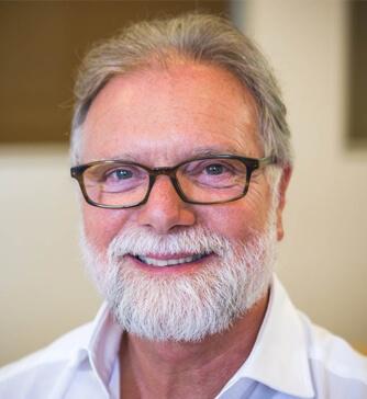 Photo of Dr Tim Evans