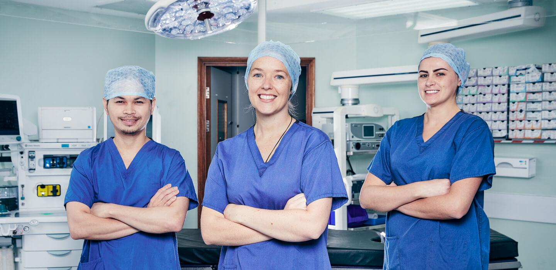 Colorectal Surgery | King Edward VII's Hospital