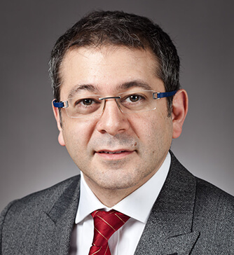 Photo of Dr Rami Sweis