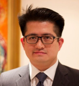 Photo of Mr Eric Alexandre Chung