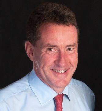 Image of Professor Huw Thomas