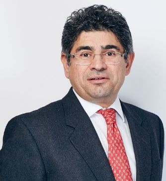 Photo of Mr Bijan Khoubehi
