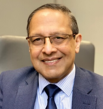 Photo of Professor Muntzer Mughal