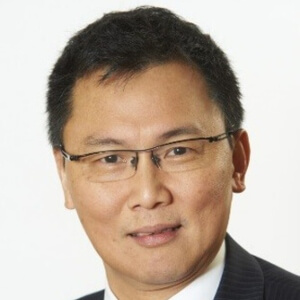 Photo of Dr Sam Chong